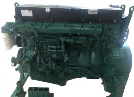 Двигатель Volvo D16E
