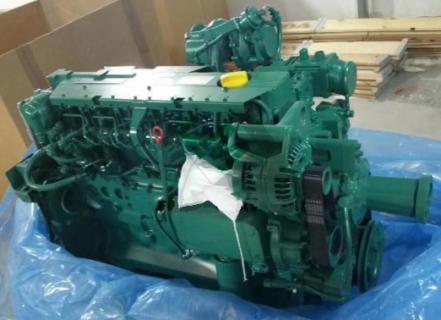 Двигатель Volvo D7E