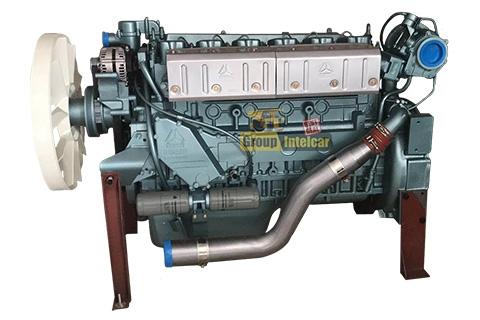 WD10C240 двигатель (лонг блок и шорт блок)