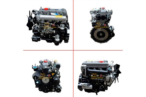 Двигатель Xinchai 485BPG