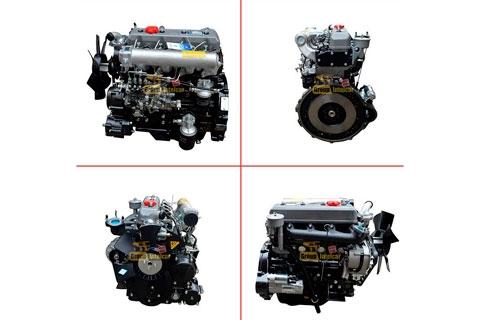 Двигатель Xinchai C490BPG, A490BP, 490BPG