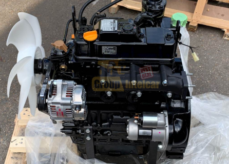 Дизельный двигатель Янмар для погрузчика, экскаватора купить новый