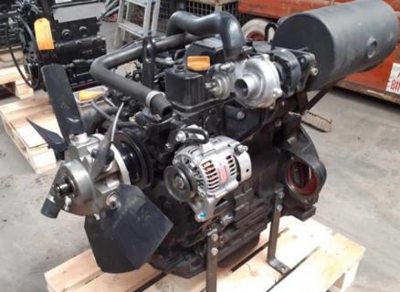 Двигатель Yanmar 3TN66