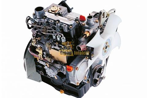 Двигатель 3TNE68 Yanmar