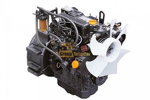 Двигатель Yanmar 3TNV70
