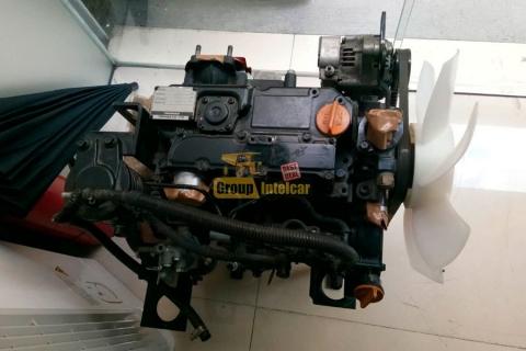 Двигатель Yanmar 3TNV76 (3D76E-5) Komatsu PC26MR