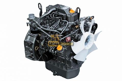 Двигатель Yanmar 3TNV82A