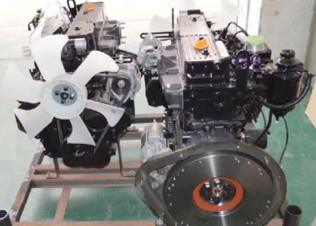 Двигатель Yanmar 4TNE92