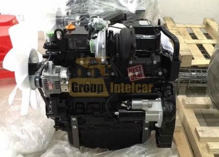 Двигатель Yanmar 4TNV106