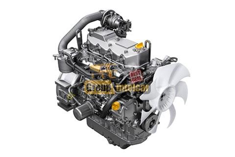 Двигатель Komatsu 4D84