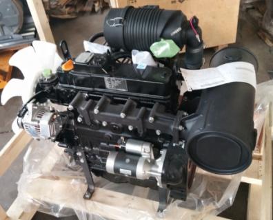 Двигатель Yanmar 4TNV88