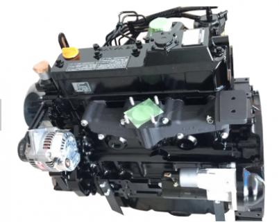 Двигатель Yanmar 4TNV94L