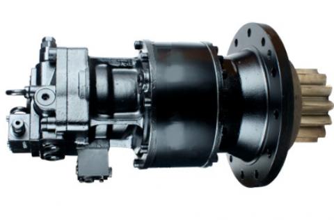 Гидромотор поворотного редуктора Volvo EC460