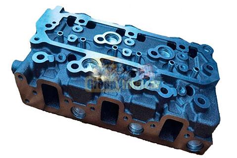 Головка блока цилиндров (310-9634) для Cat 320C, 320D