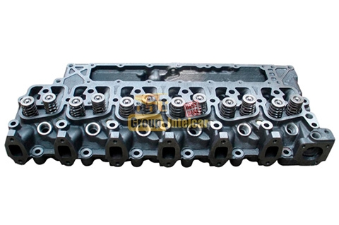 3966454 головка блока цилиндров (Short block)