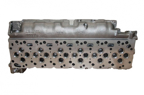 Головка блока цилиндров Komatsu SAA6D107E-1 (ISDE6)