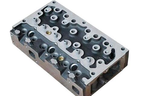Головка блока цилиндров Perkins 1004, 1006