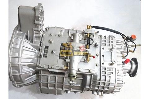 Коробка передач (КПП) 12JSD160TA самосвала Фав