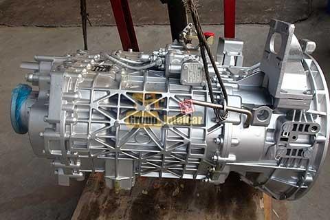 Коробка передач (КПП) 16JSD200TA FAW