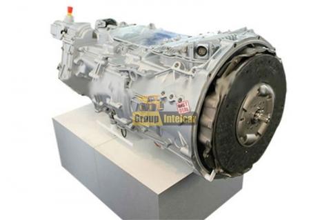Коробка передач (КПП) Higer 6119, 6129, 6928, 6885