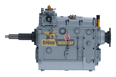 Коробка передач Yutong S6-160