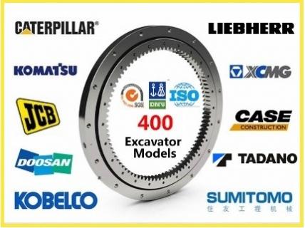 Опорно поворотное устройство Hitachi EX60, EX60-1, EX60-2, EX60-5