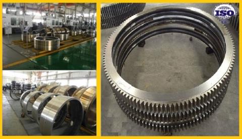 Опорно поворотное устройство Komatsu PC400-6, PC400-7, PC400LC-6, PC450LC-6, PC450LC-7