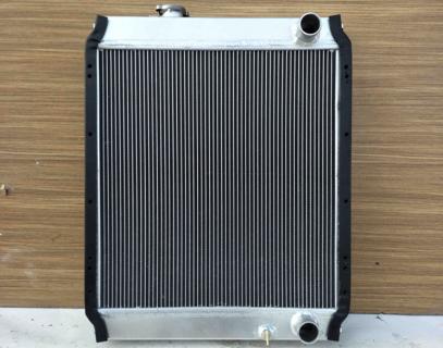 Радиатор охлаждения Komatsu PC75