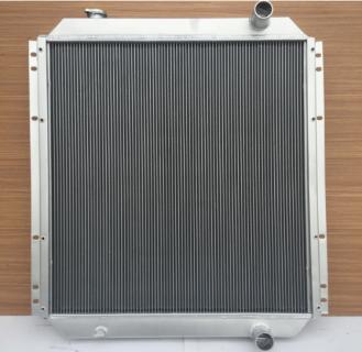 Радиатор охлаждения Hitachi ZX200; EX200
