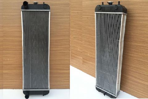 Радиатор охлаждения Hitachi ZX240, ZX250, ZX270