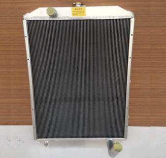 Радиатор экскаватора Хундай