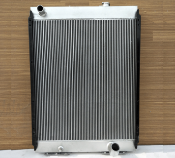 Радиатор охлаждения Hyundai R200W-7, R210, R220