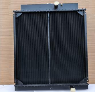 Радиатор экскаватора Hyundai