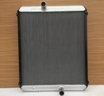 Радиатор экскаватора Volvo