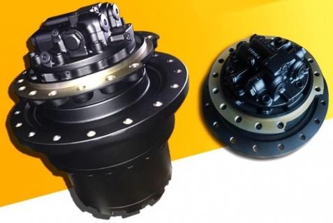 Редуктор хода Volvo EC240, EC240B, EC240 Long Reach, EC240B LC, EC240B LR, EC240B Prime, EC240BN LC, EC240C, EC240C LR, EC240LRC, EC240NLC
