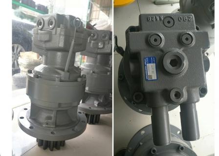 Редуктор поворота Volvo EC160B и EC180B