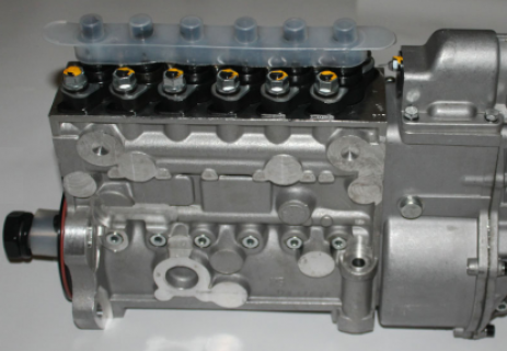 ТНВД Shanghai D9-220 (Двигатель Shanghai D6114ZGB)