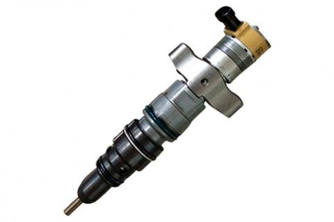 Топливные форсунки двигателя Caterpillar С7, С9
