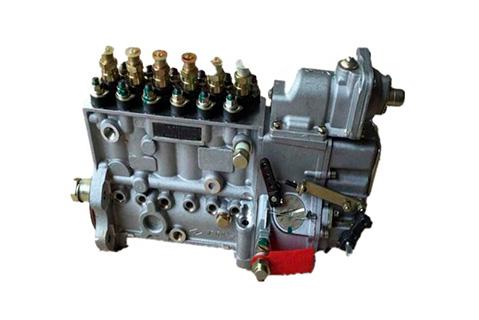 Топливный насос Komatsu 6D125