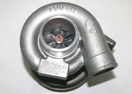 Турбокомпрессор Isuzu 4BG1