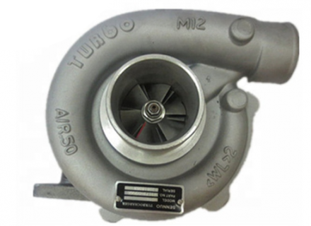 Компрессор 6D16-турбина на двигатель Митсубиси 6D16