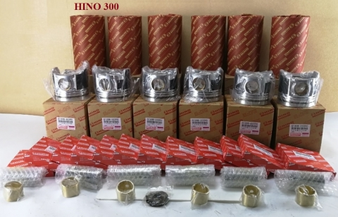Хино 300 запчасти двигателя N04C
