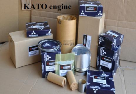 Двигатель КАТО 6D31, 6D34